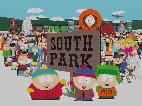 Blog South Park Studios