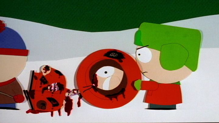 south park online games kill kenny