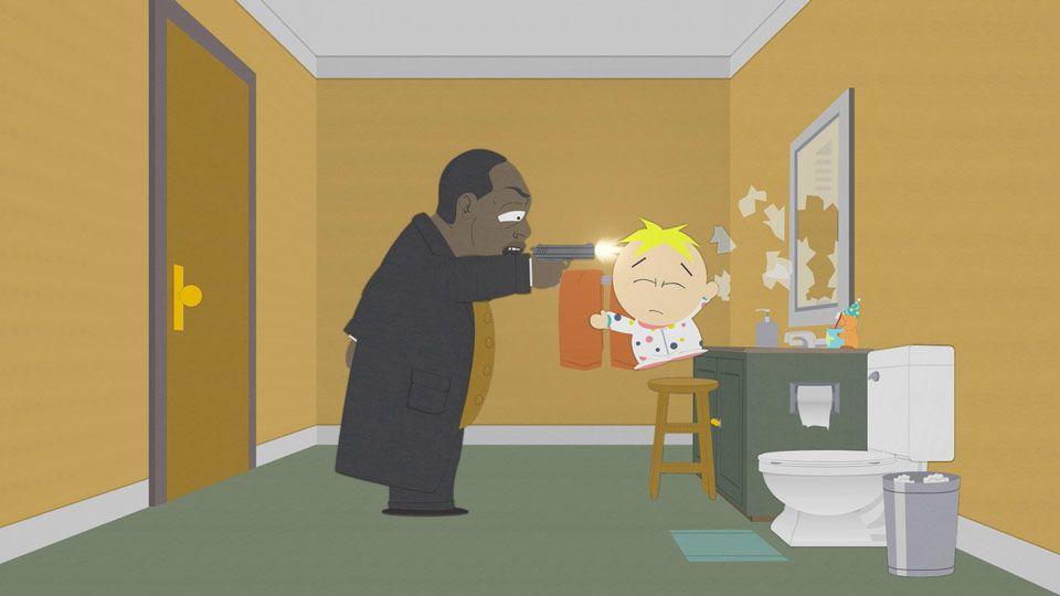 Biggies Geist Video Clip South Park Studios Deutscheland