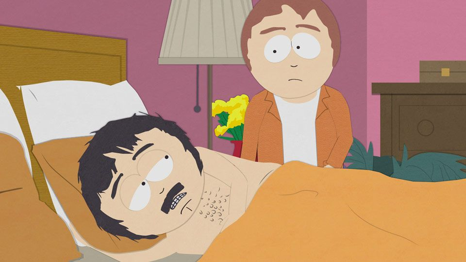 Randy Marsh Old Fashioned Gif