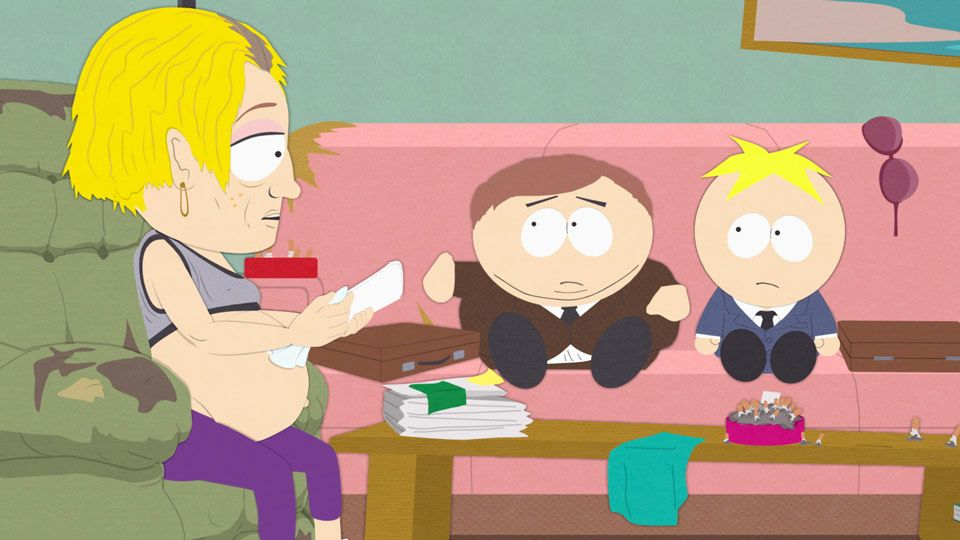 South Park Crack Baby Fight Club