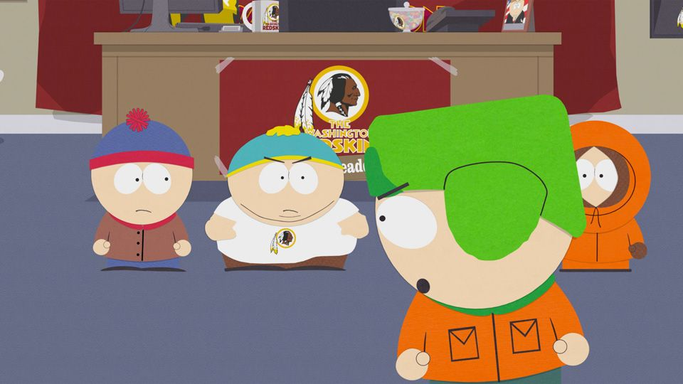 Opinion, south park piss