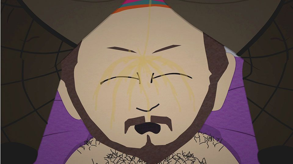 South park piss opinion