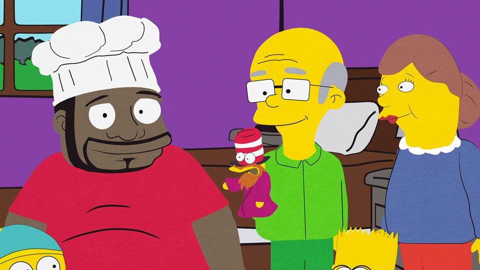 Gott South Park