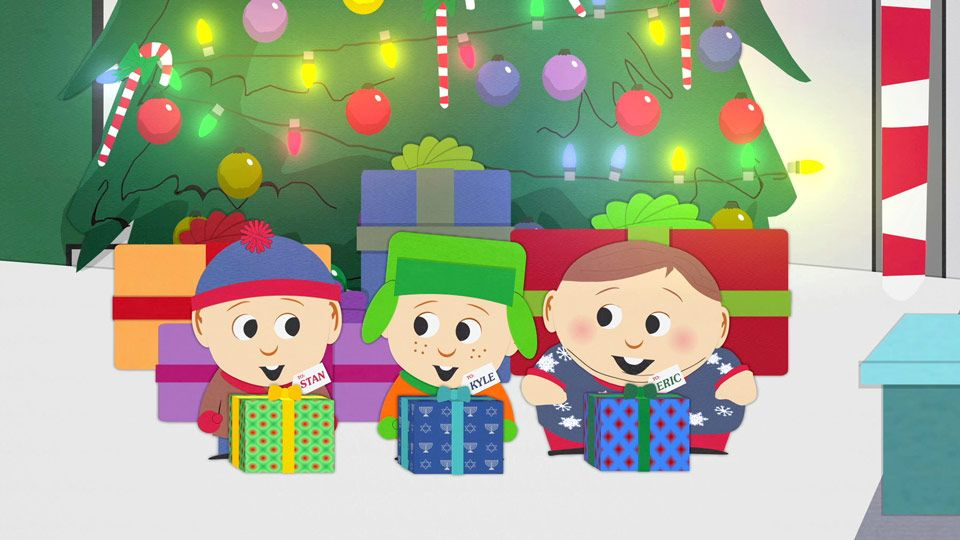 We Brought Christmas To Iraq - Video Clip | South Park Studios Nordics