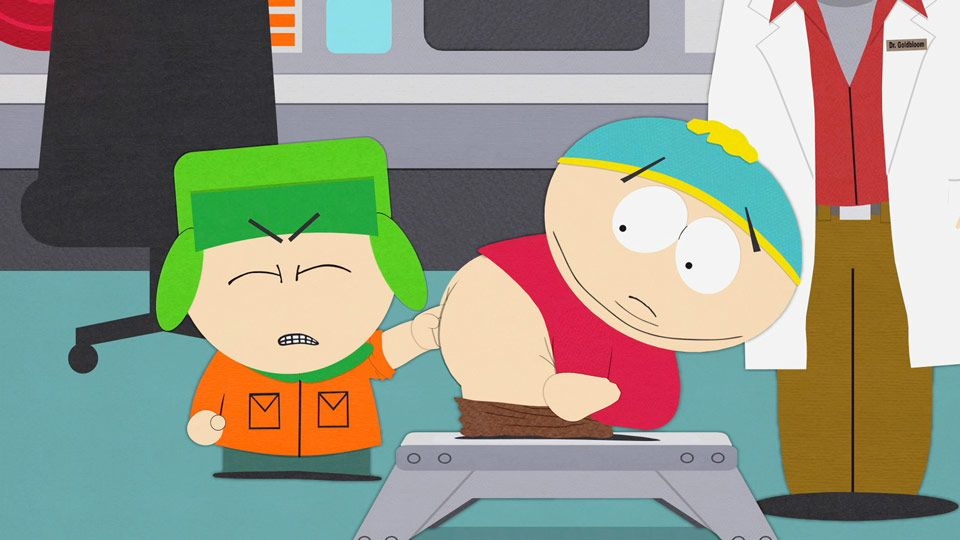 cartman dating advice