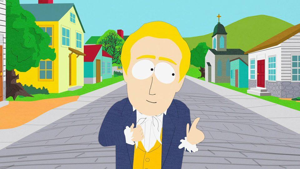 Mormonen South Park