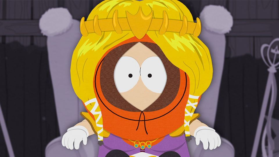 from Myles south park song big gay al